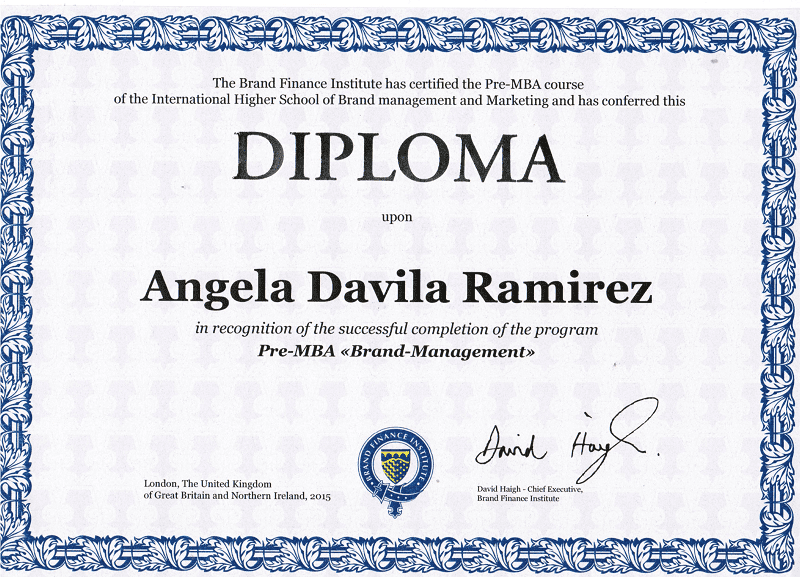The Official UK Diploma